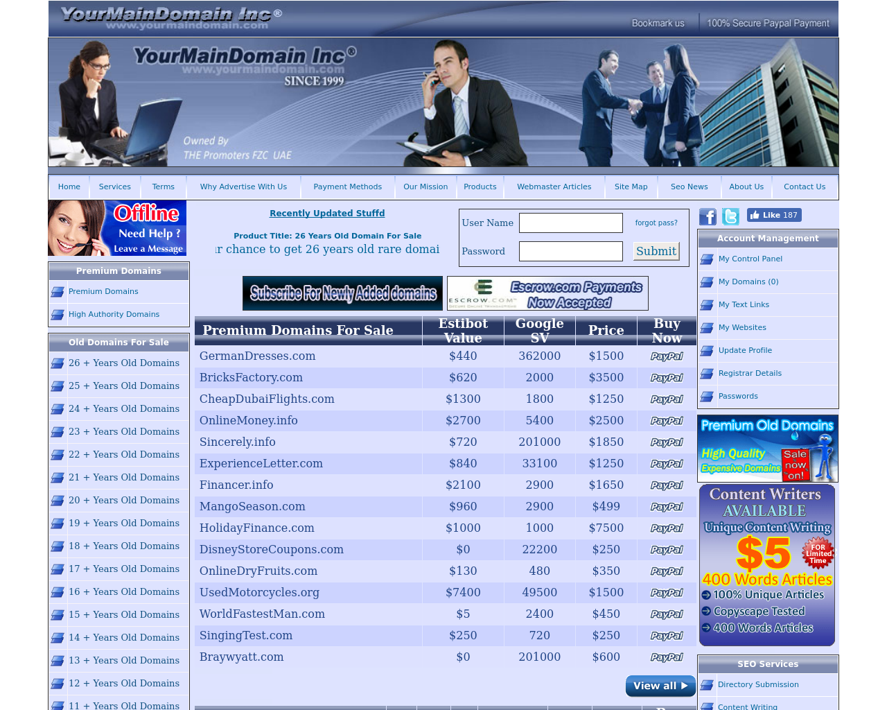 Your-Main-Domain-Inc-Advertising-Reviews-Pricing