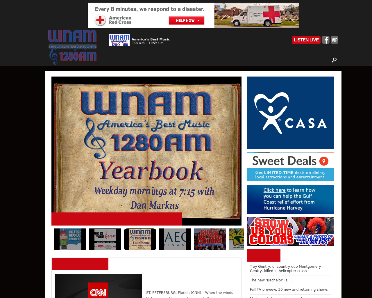 WNAM-America's-Best-Music-1280-AM-Advertising-Reviews-Pricing