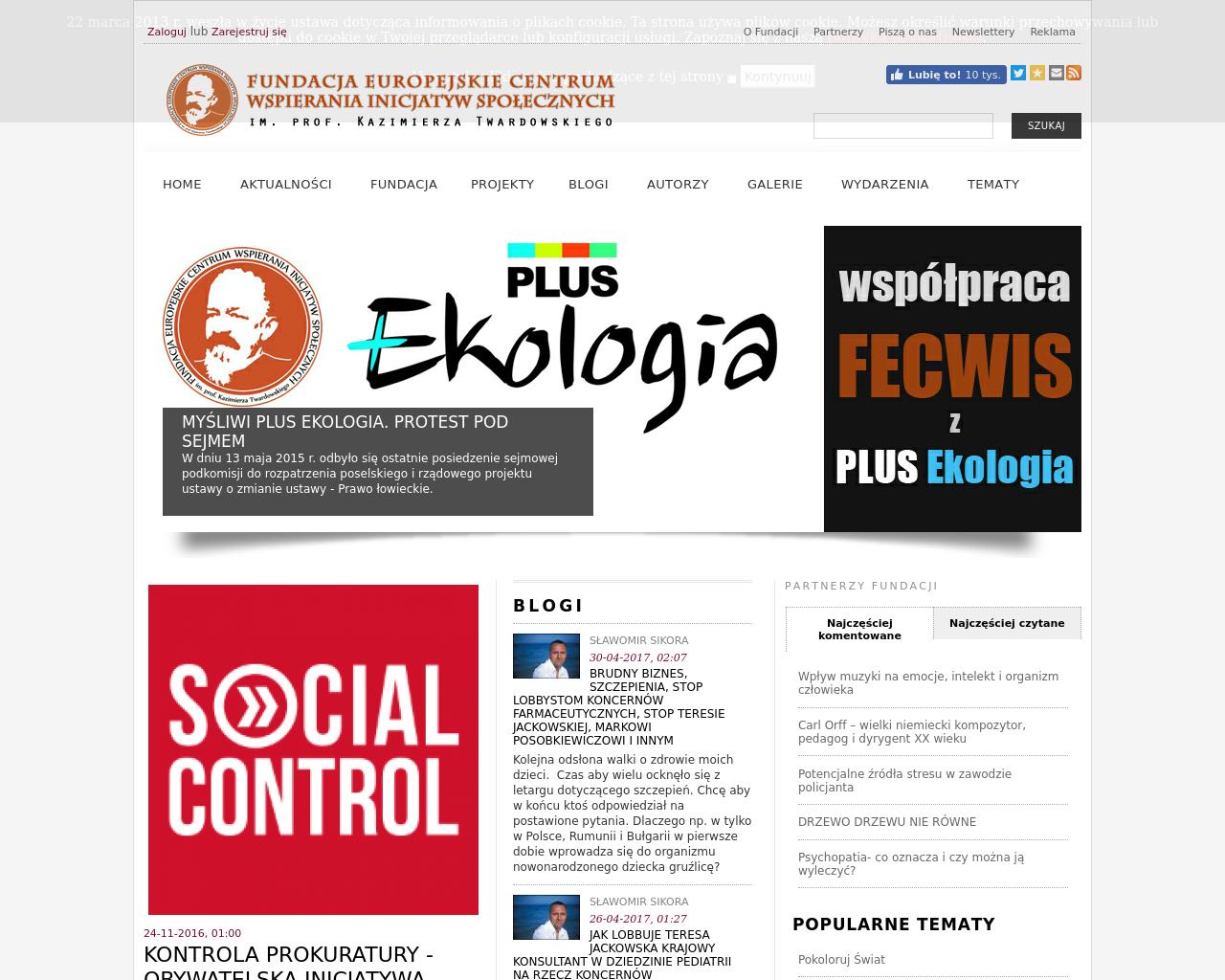 Fundacja-Europejskie-Centrum-Wspierania-Inicjatyw-Społecznych-Advertising-Reviews-Pricing