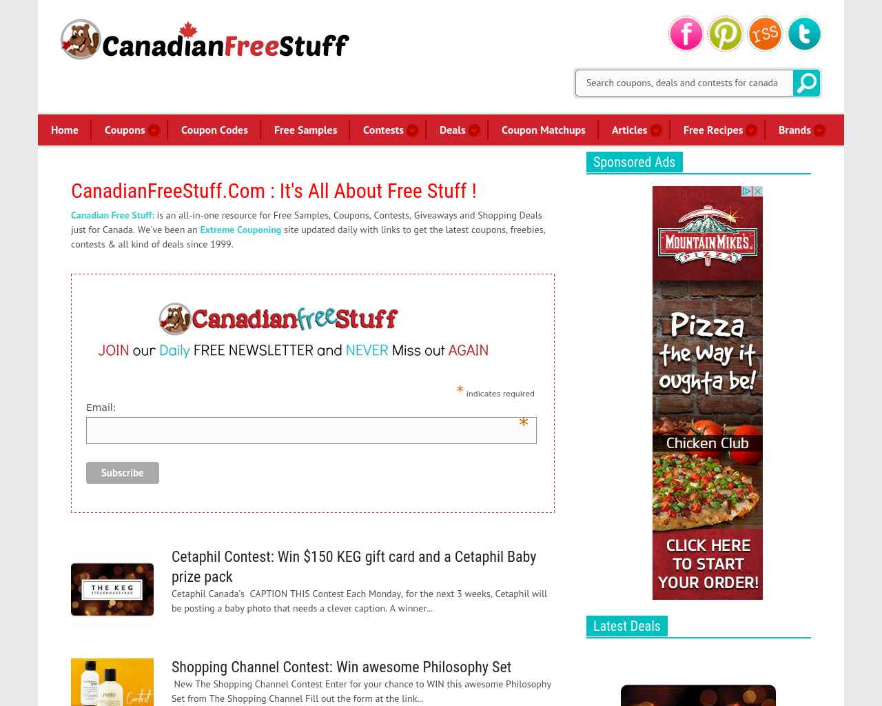 Canadian-Free-Stuff-Advertising-Reviews-Pricing