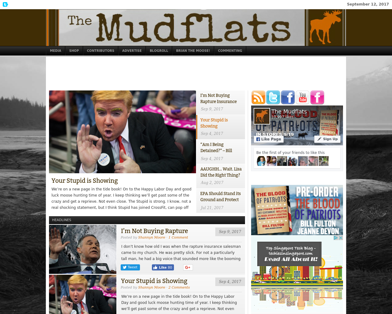 The-Mudflats-Advertising-Reviews-Pricing
