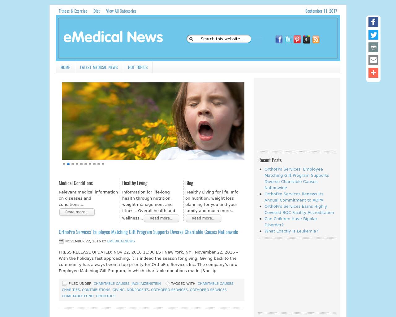 eMedical-News-Advertising-Reviews-Pricing