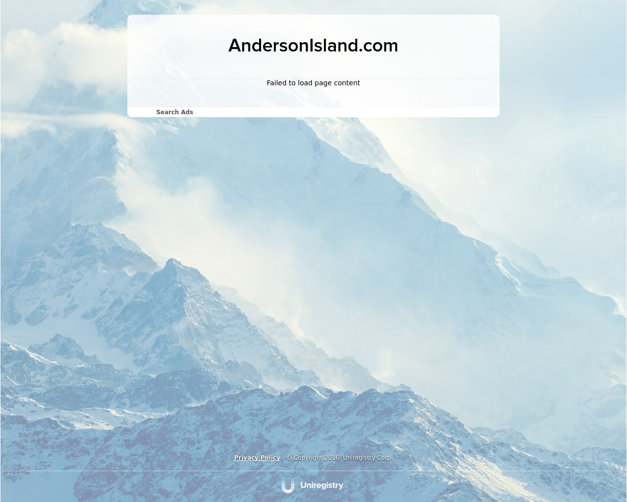 AndersonIsland.com-Advertising-Reviews-Pricing