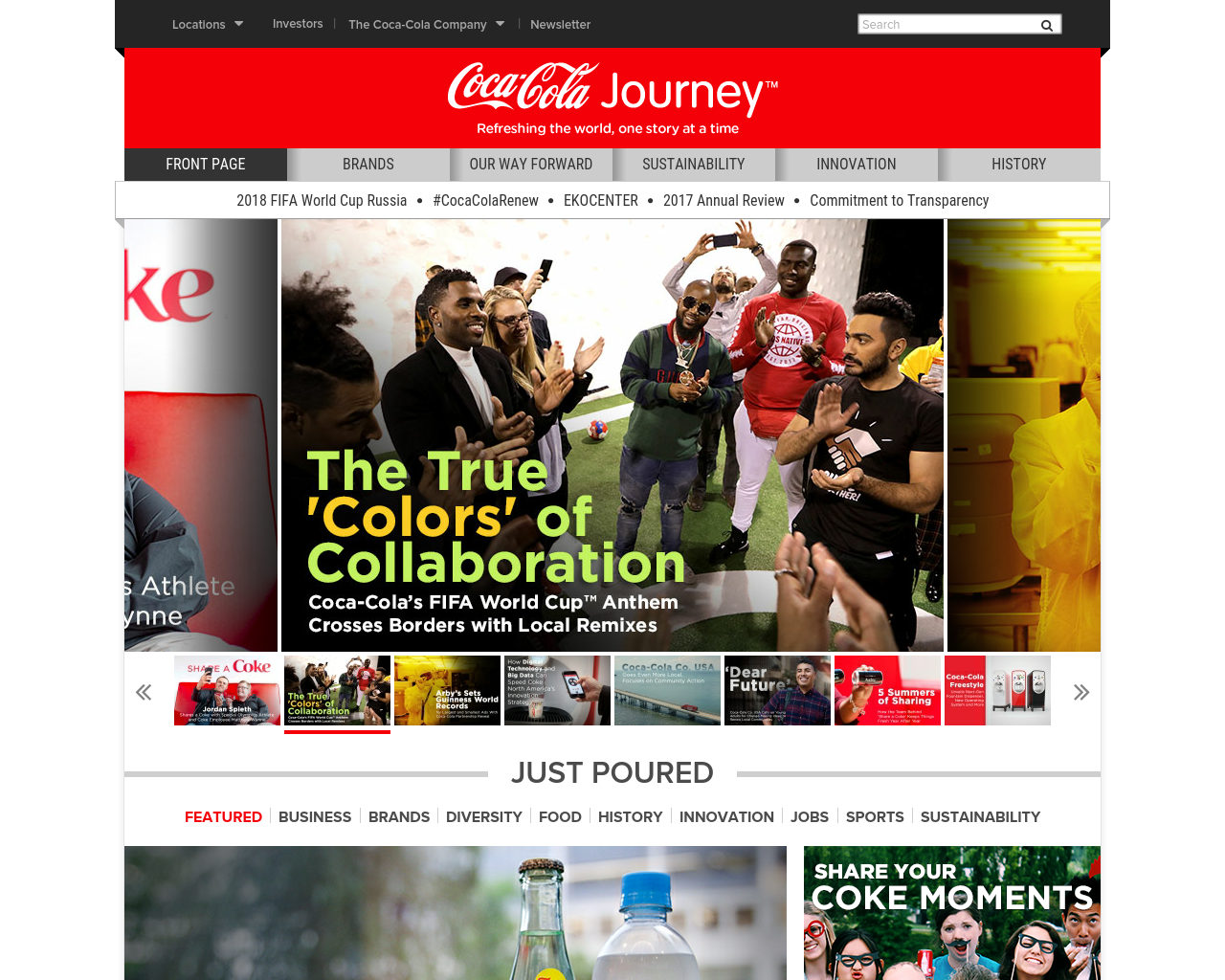 The-Coca-cola-Company-Advertising-Reviews-Pricing