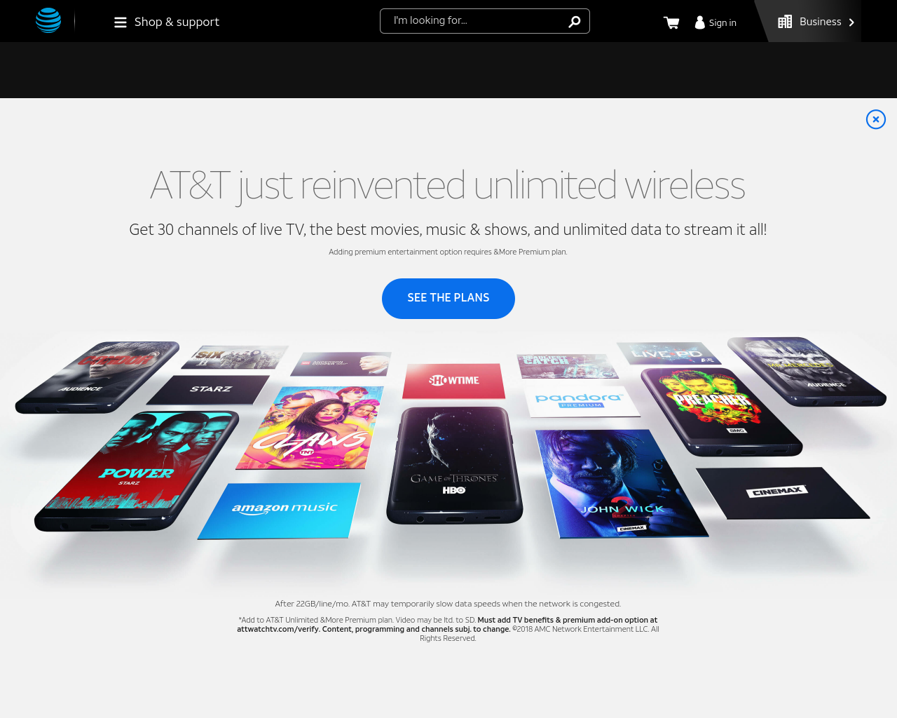 At&t-Wireless-Advertising-Reviews-Pricing
