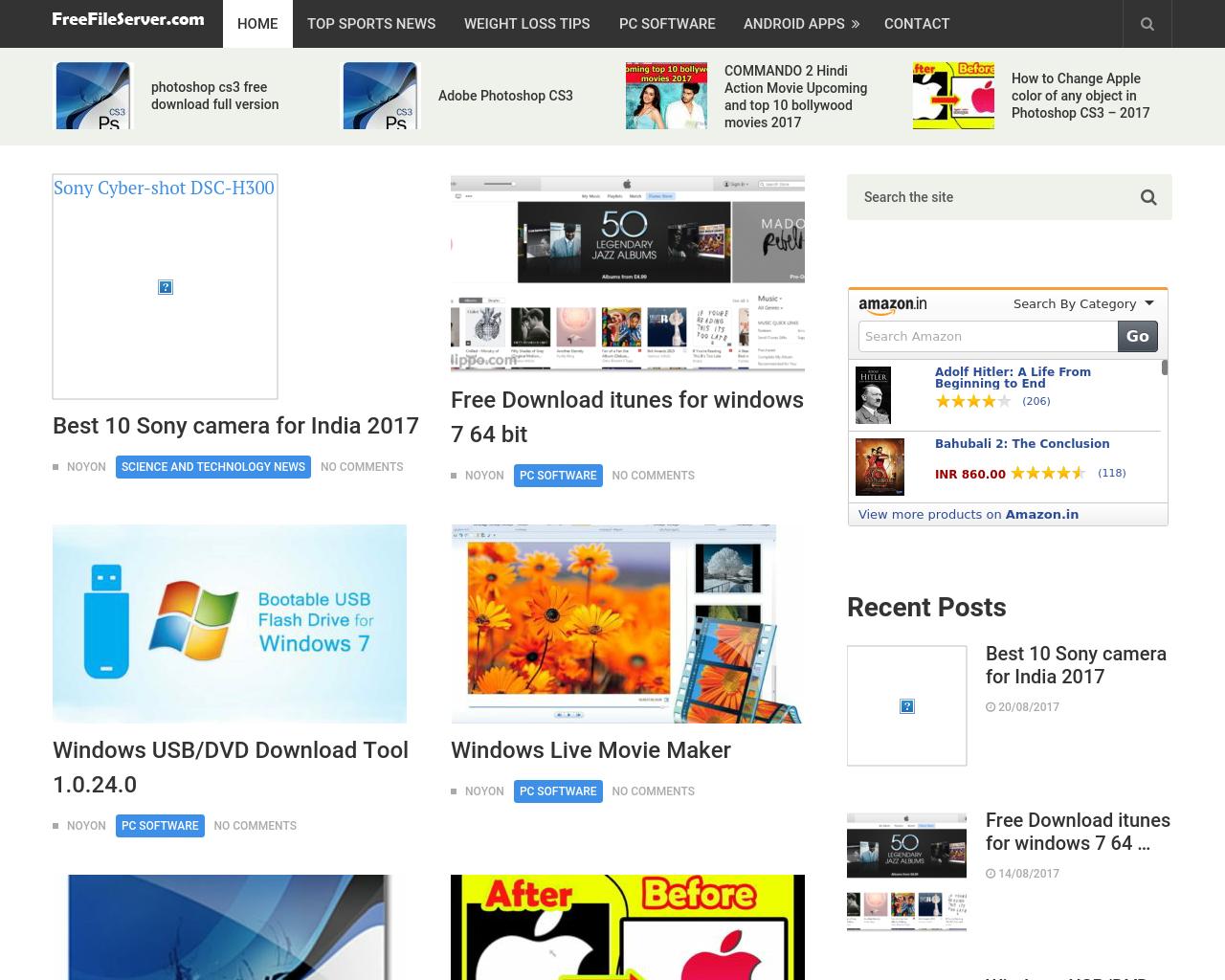 FreeFileServer.com-Advertising-Reviews-Pricing