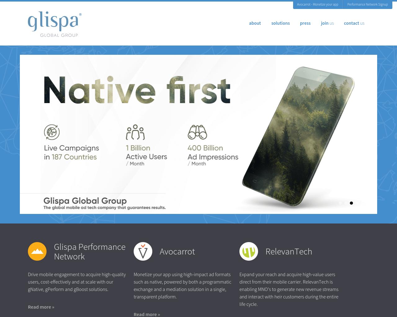 Glispa-Advertising-Reviews-Pricing