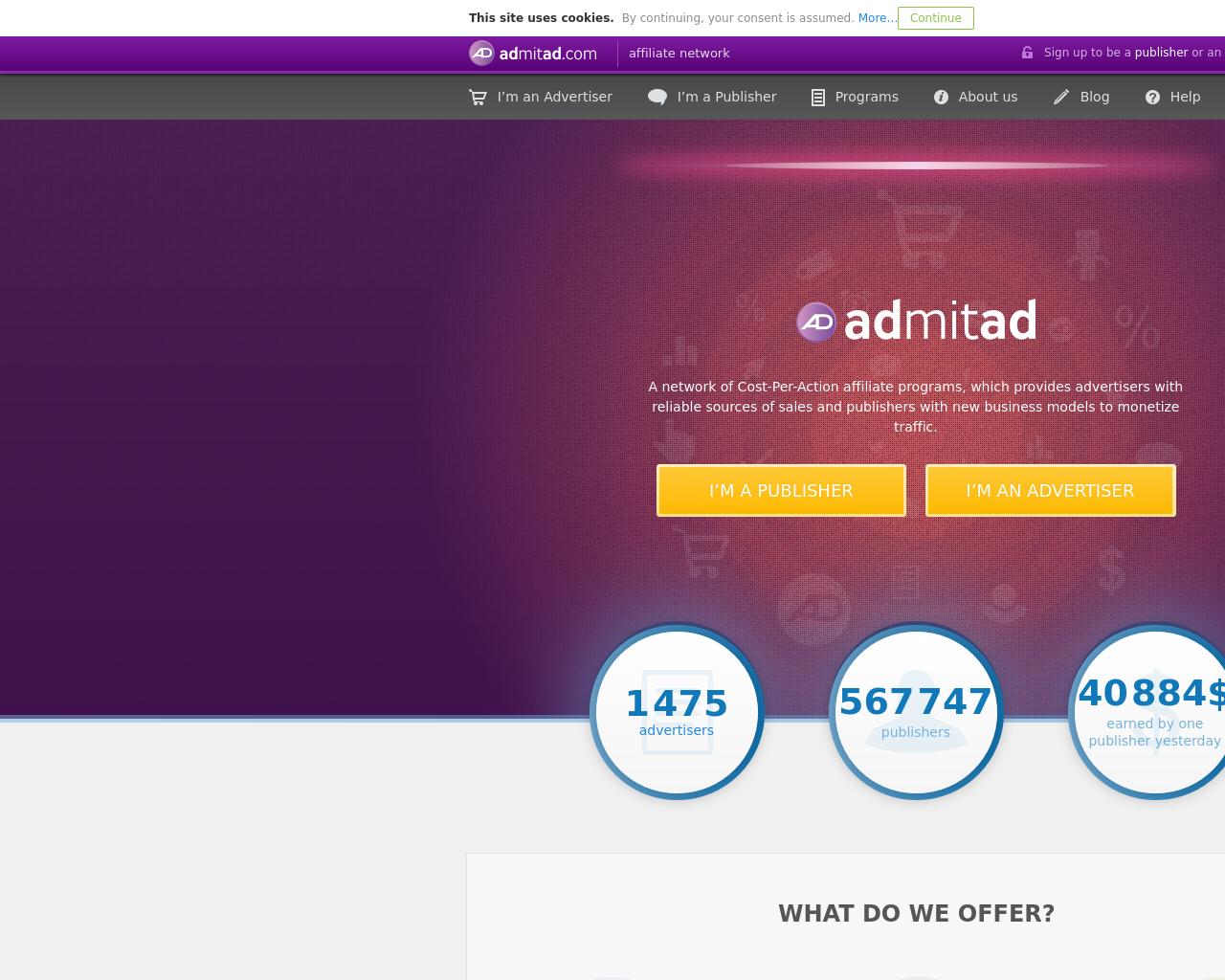 Admitad.com-Advertising-Reviews-Pricing