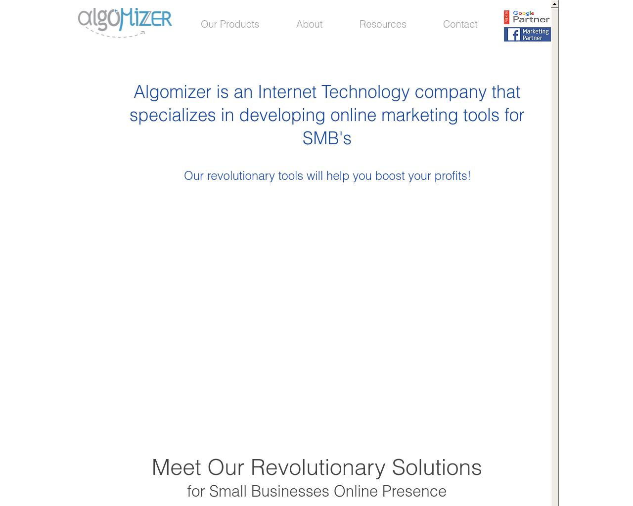 Algomizer-Advertising-Reviews-Pricing