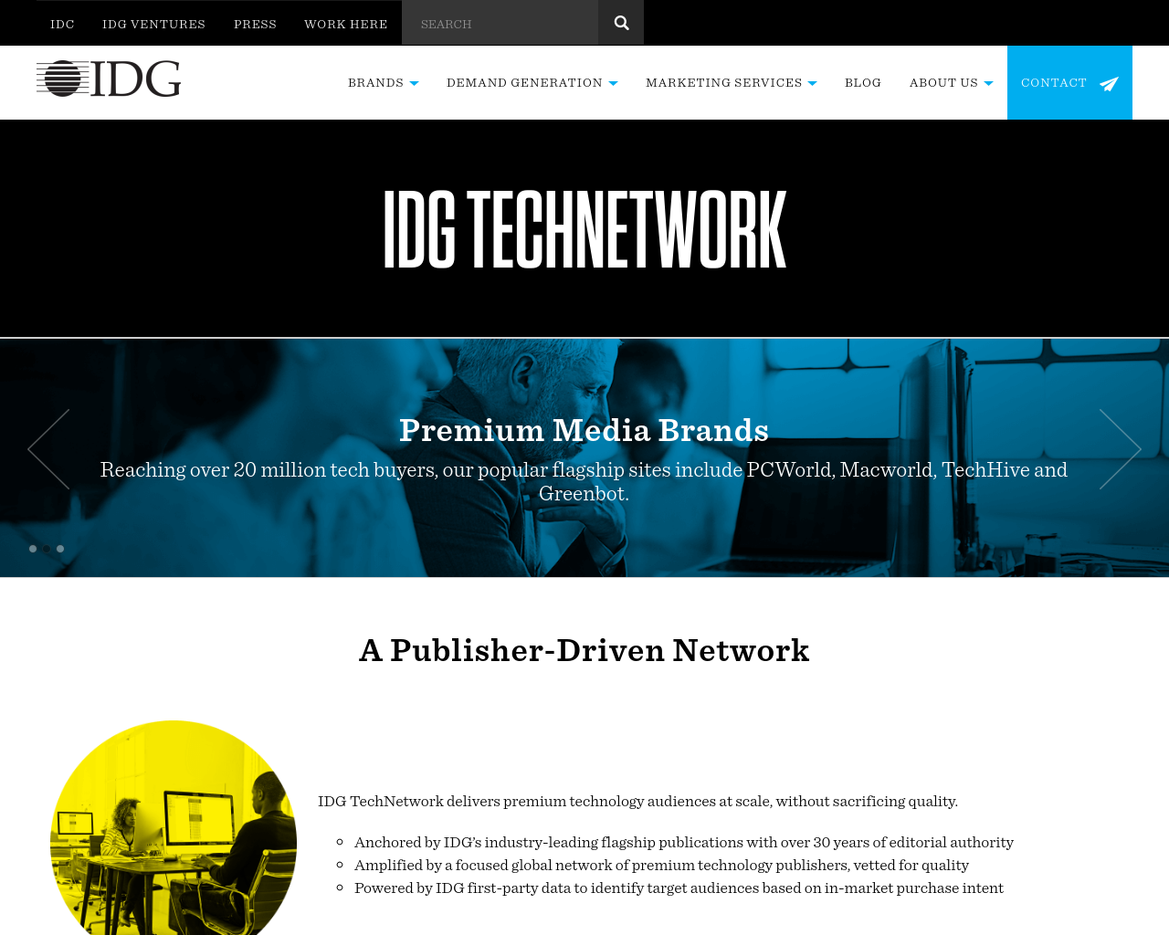 IDG-Tech-Network-Advertising-Reviews-Pricing