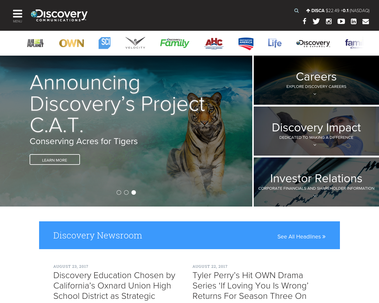 Discovery-Communications-Advertising-Reviews-Pricing