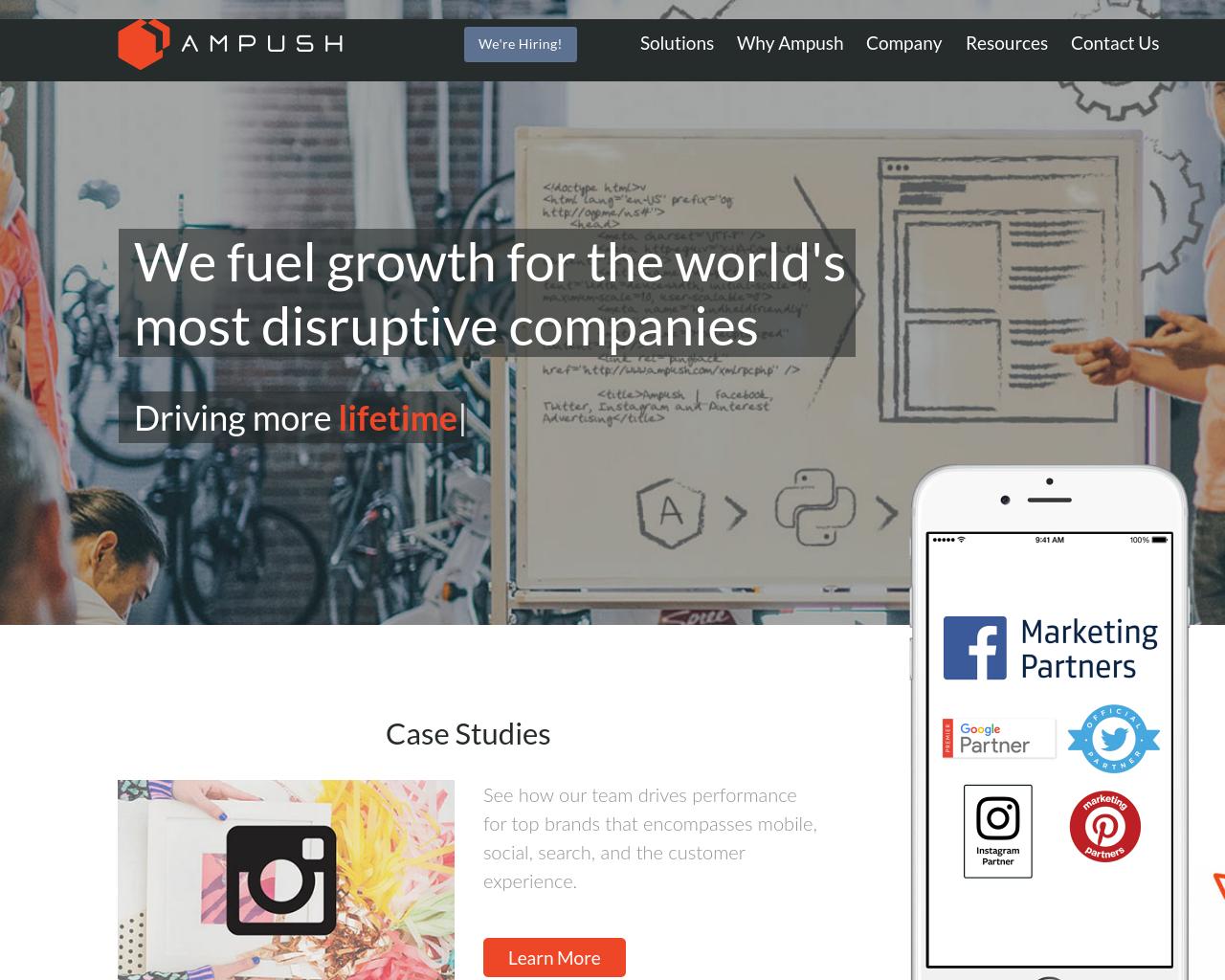 Ampush-Advertising-Reviews-Pricing