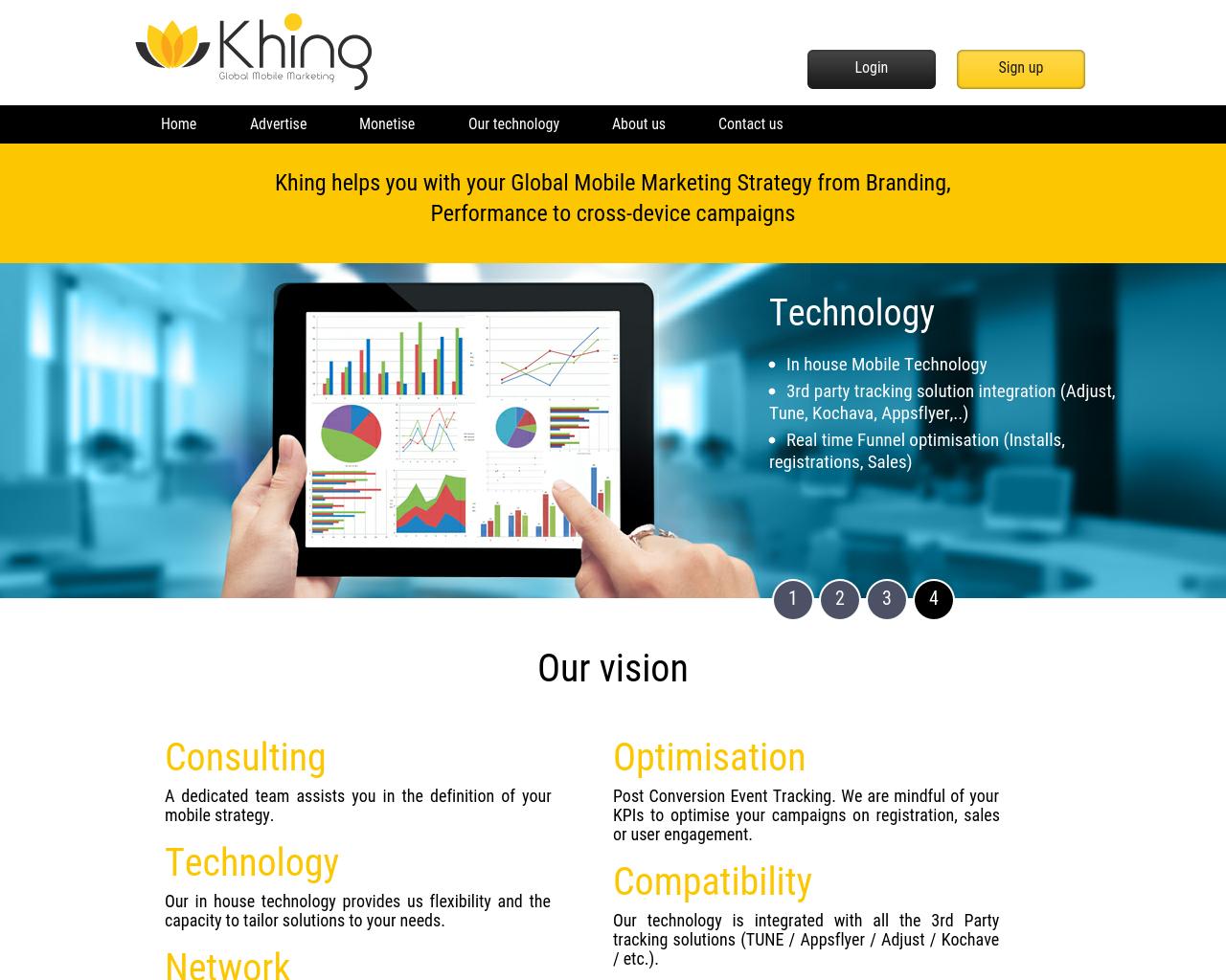 Khing-Advertising-Reviews-Pricing