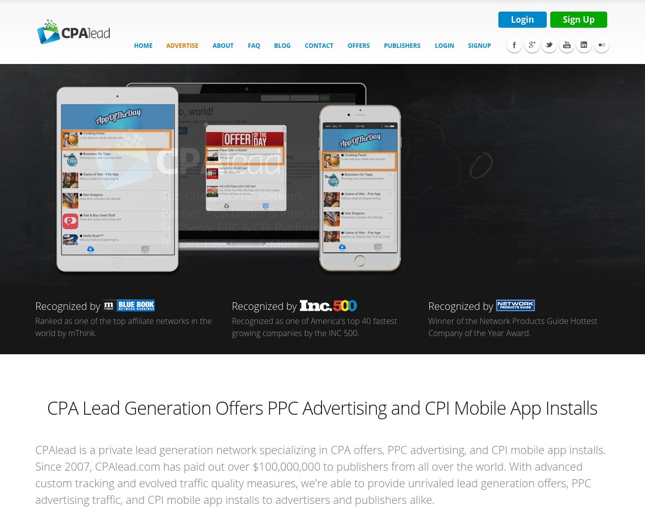 CPAlead-Advertising-Reviews-Pricing