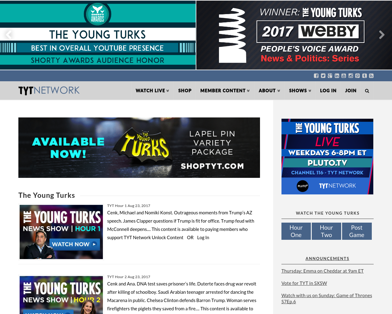 The-Young-Turks-Network-Advertising-Reviews-Pricing