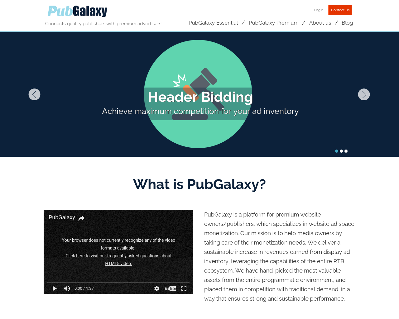 PubGalaxy-Advertising-Reviews-Pricing
