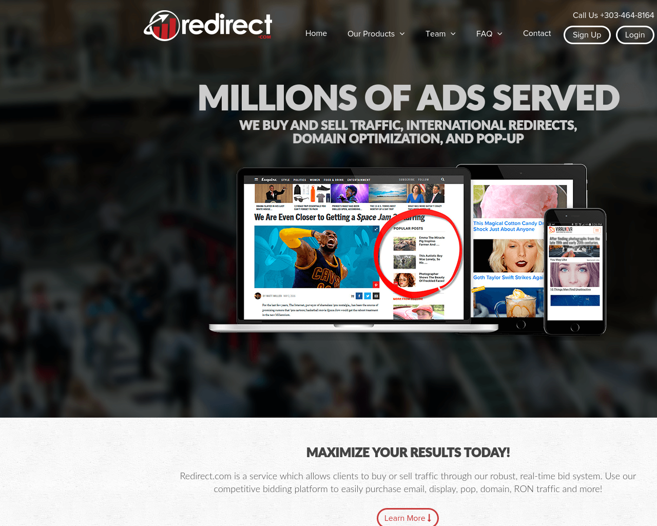 Redirect.com-Advertising-Reviews-Pricing
