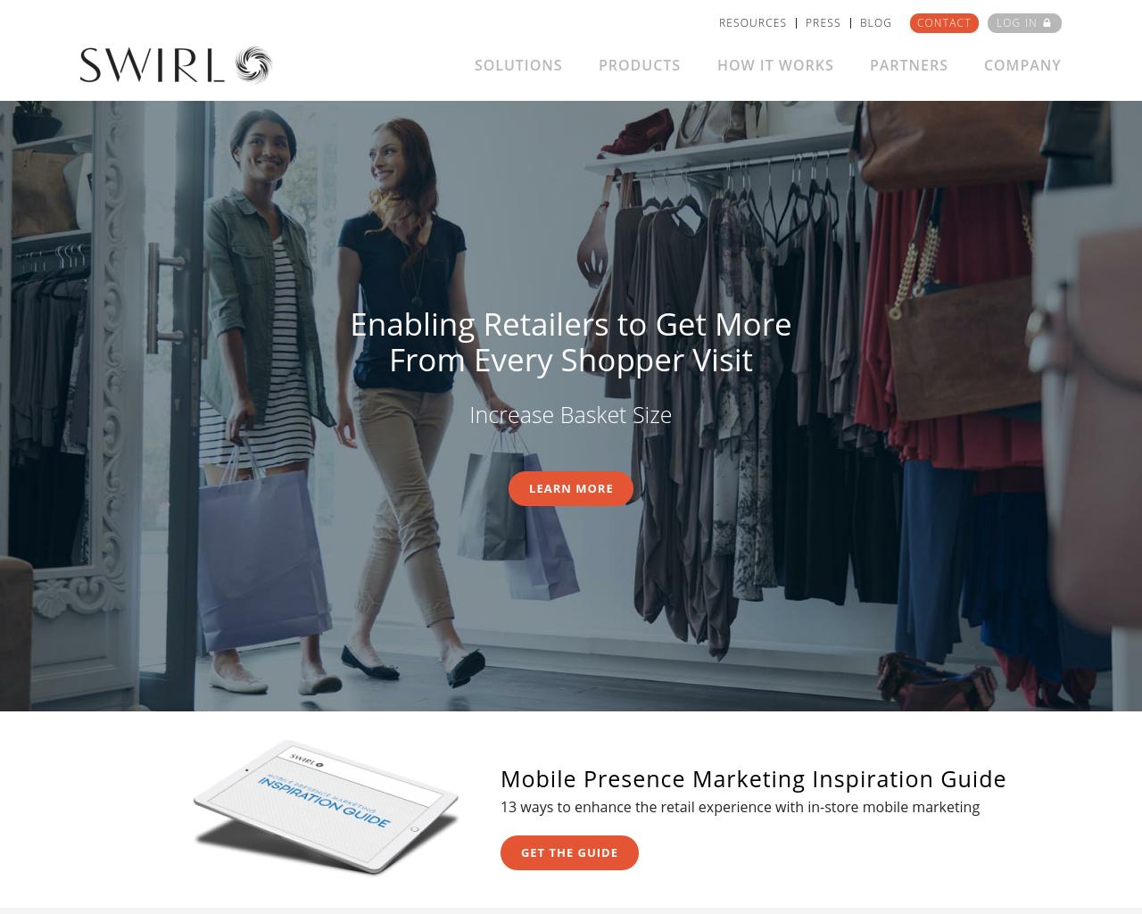 SWIRL-Advertising-Reviews-Pricing
