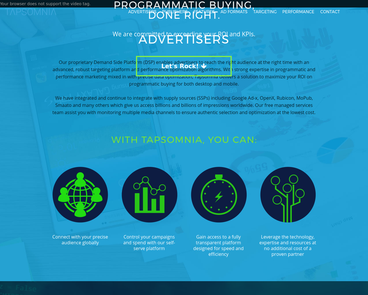 Tapsomnia-Advertising-Reviews-Pricing