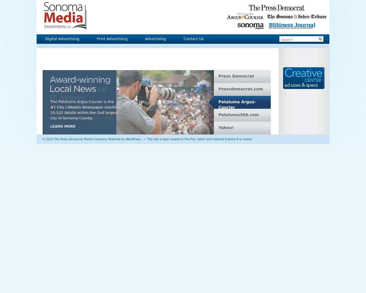 The-Press-Democrat-Advertising-Reviews-Pricing