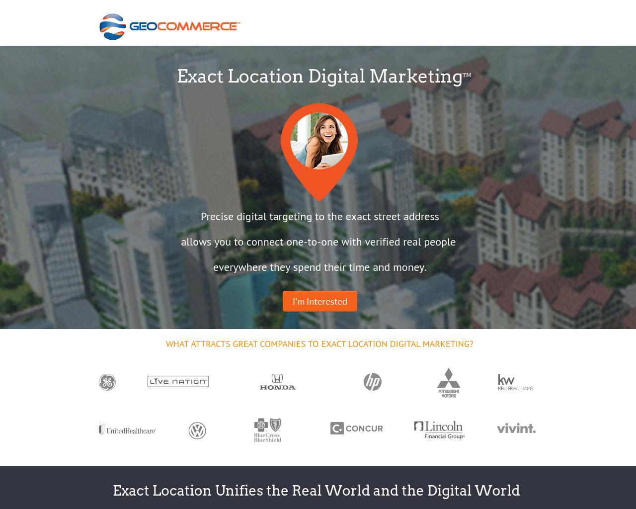 GeoCommerce-Advertising-Reviews-Pricing
