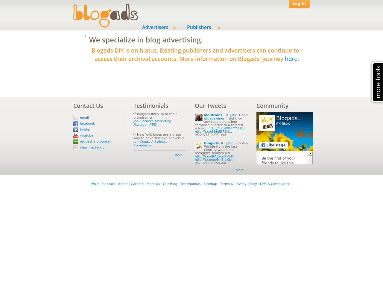 BlogAds-Advertising-Reviews-Pricing