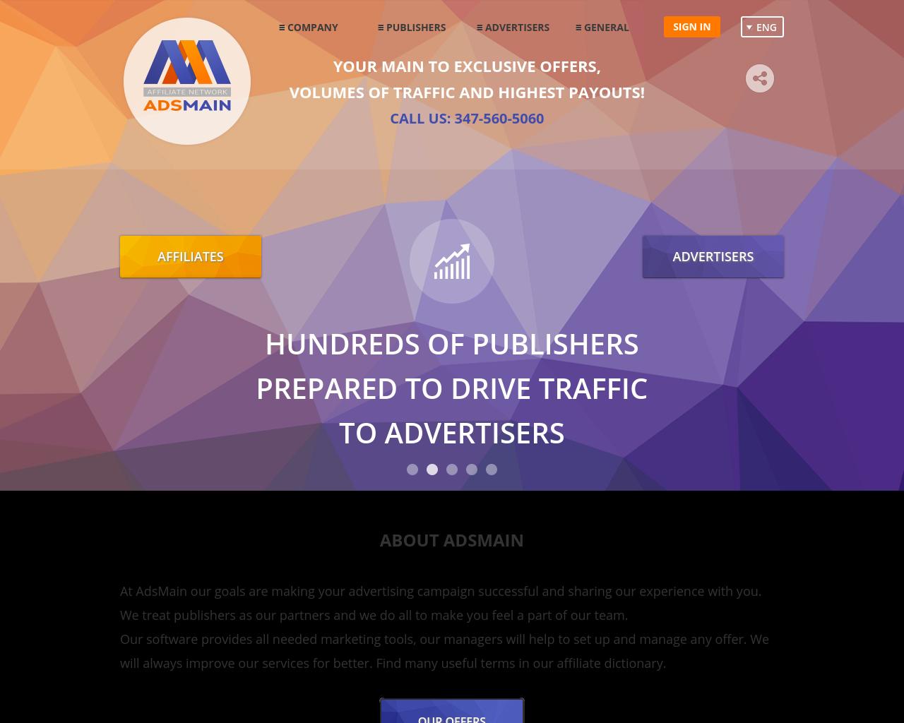 AdsMain-Advertising-Reviews-Pricing