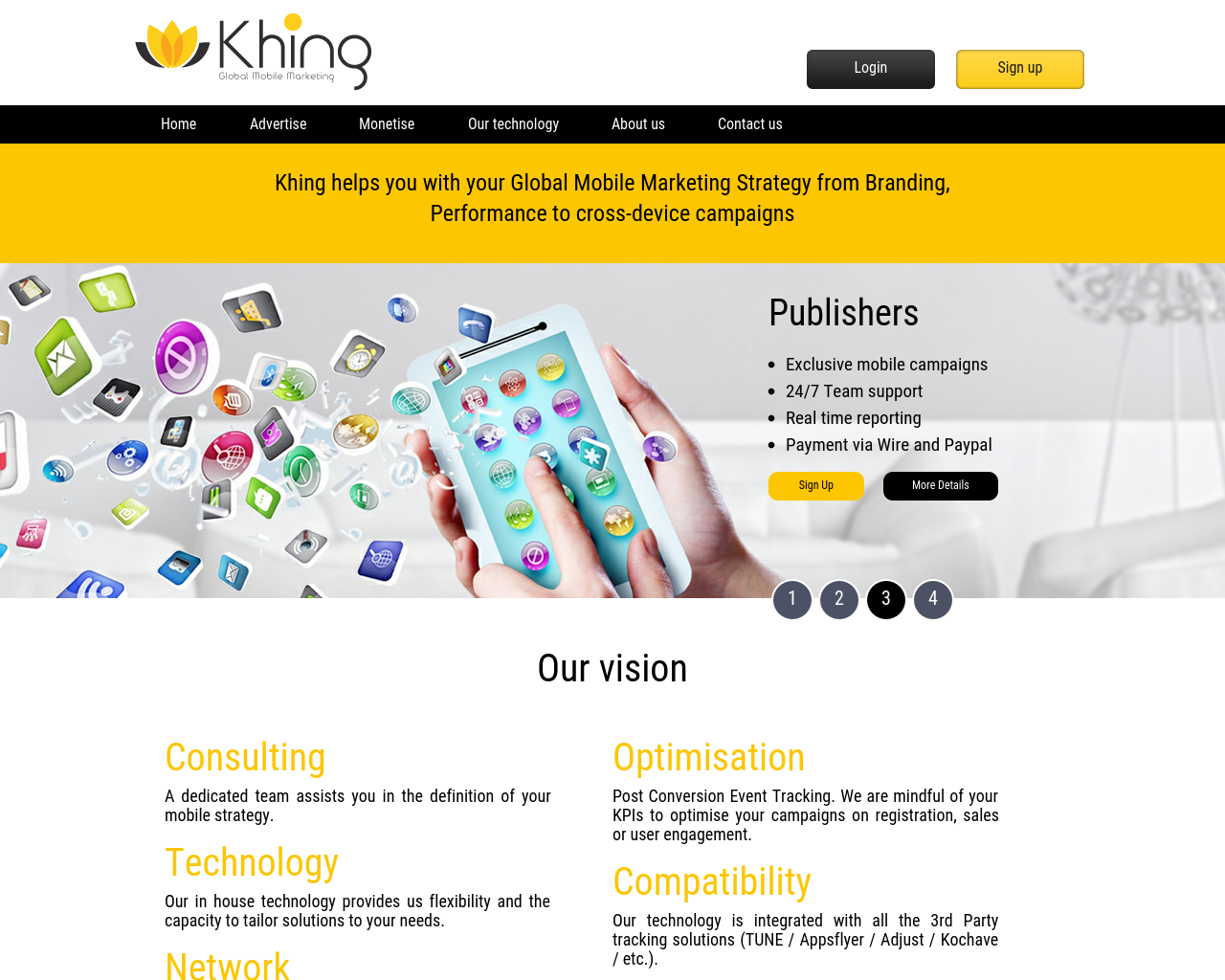 Khing-Advertising-Reviews-Pricing