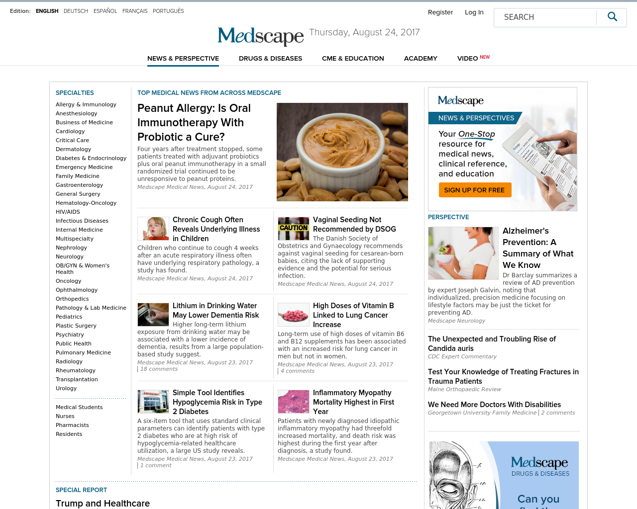 Medscape-Advertising-Reviews-Pricing