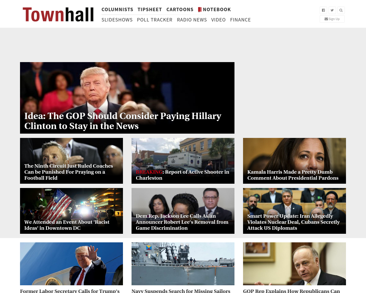 Townhall-Advertising-Reviews-Pricing