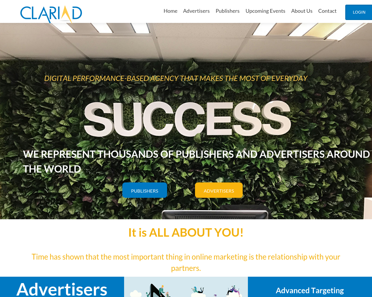 Clariad-Advertising-Reviews-Pricing