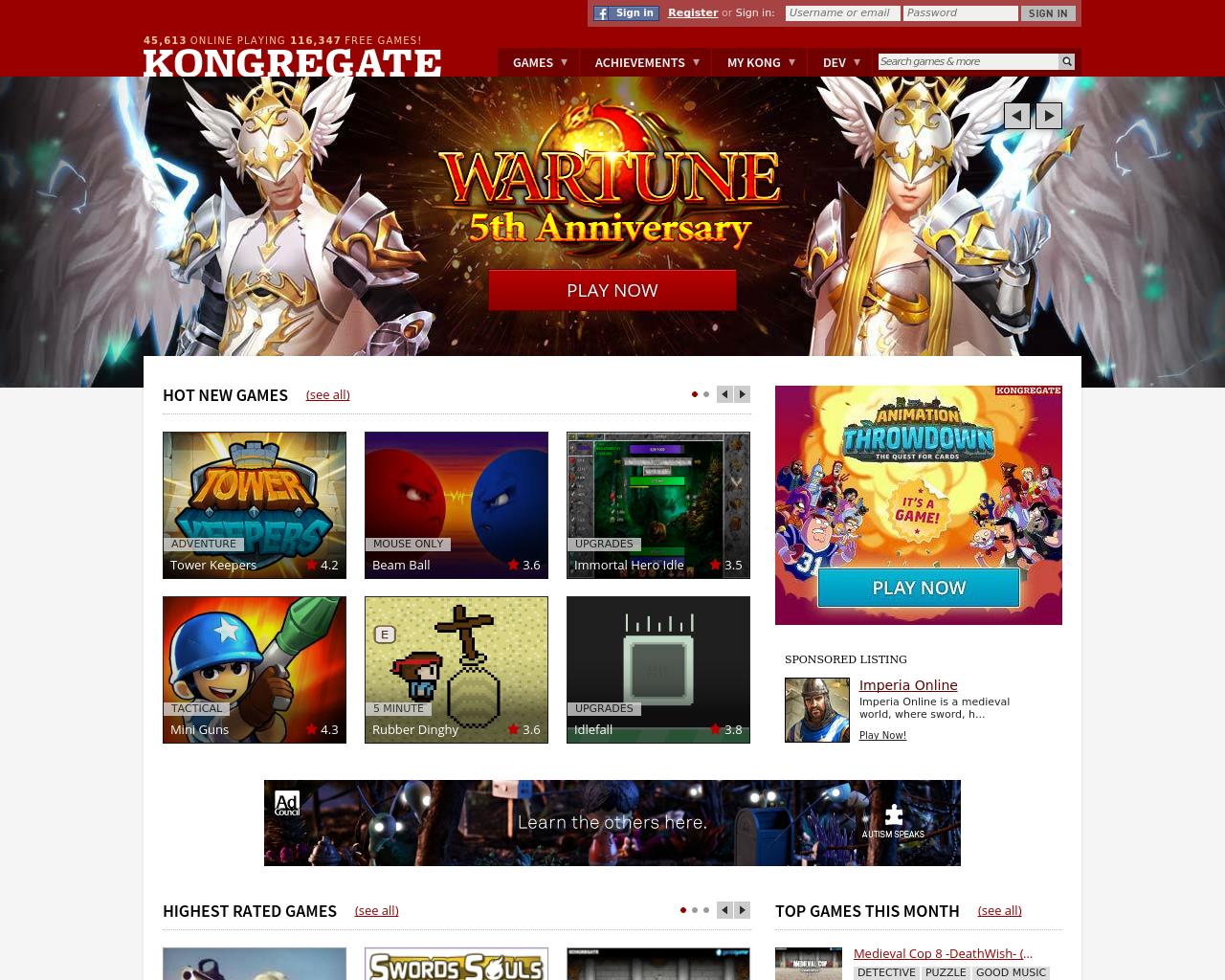 Kongregate-Advertising-Reviews-Pricing