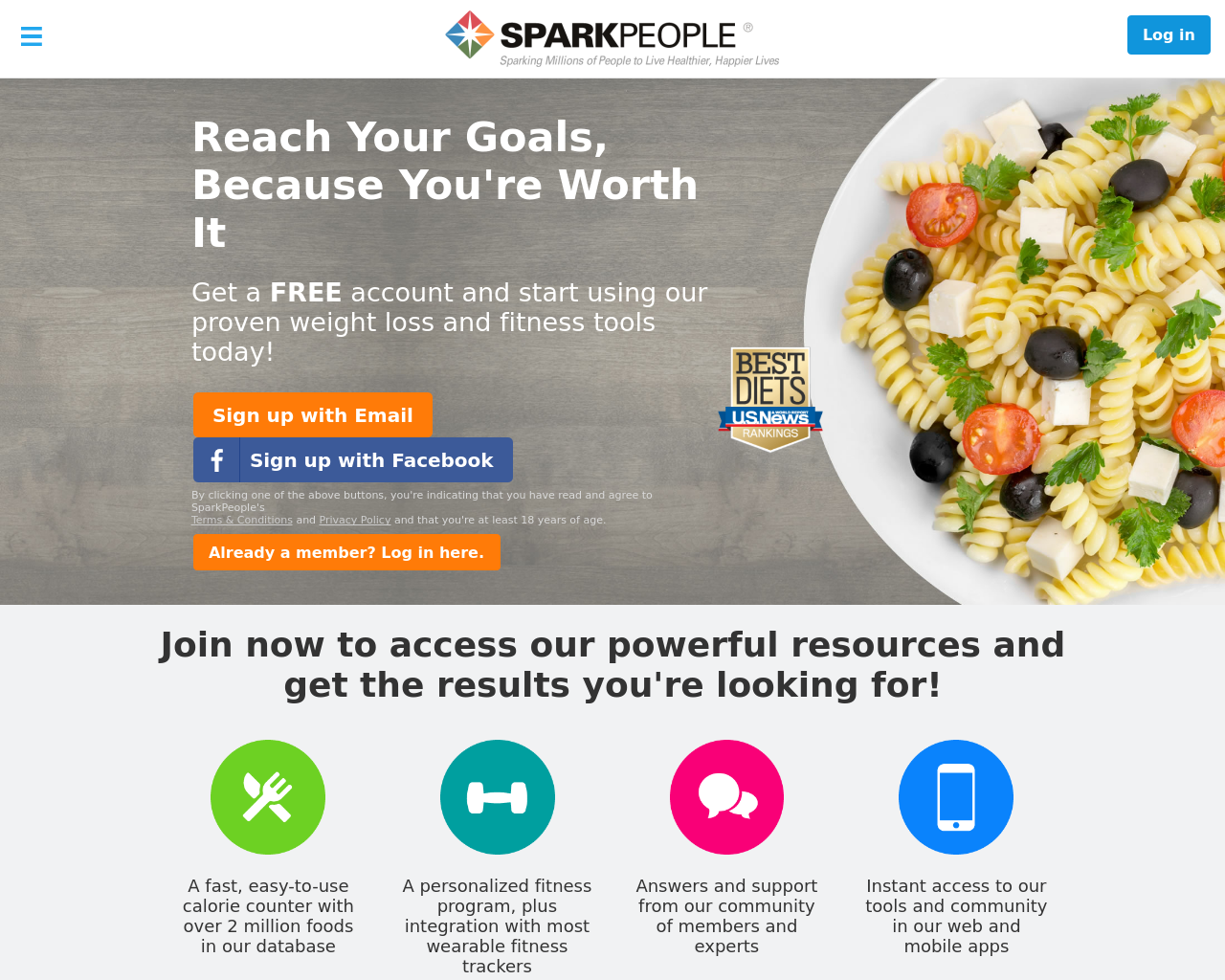 Sparkpeople-Advertising-Reviews-Pricing