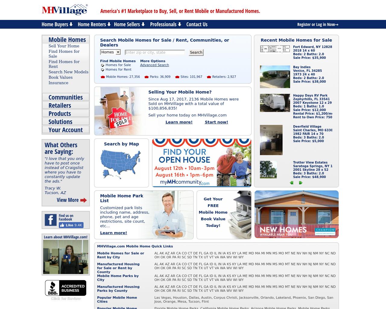 MHVillage-Advertising-Reviews-Pricing