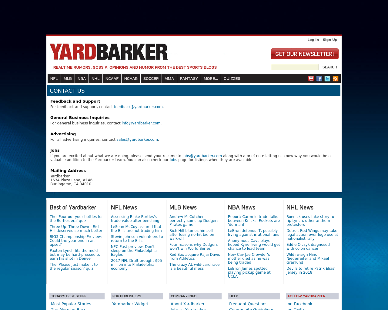 Yardbarker-Network-Media-Advertising-Reviews-Pricing