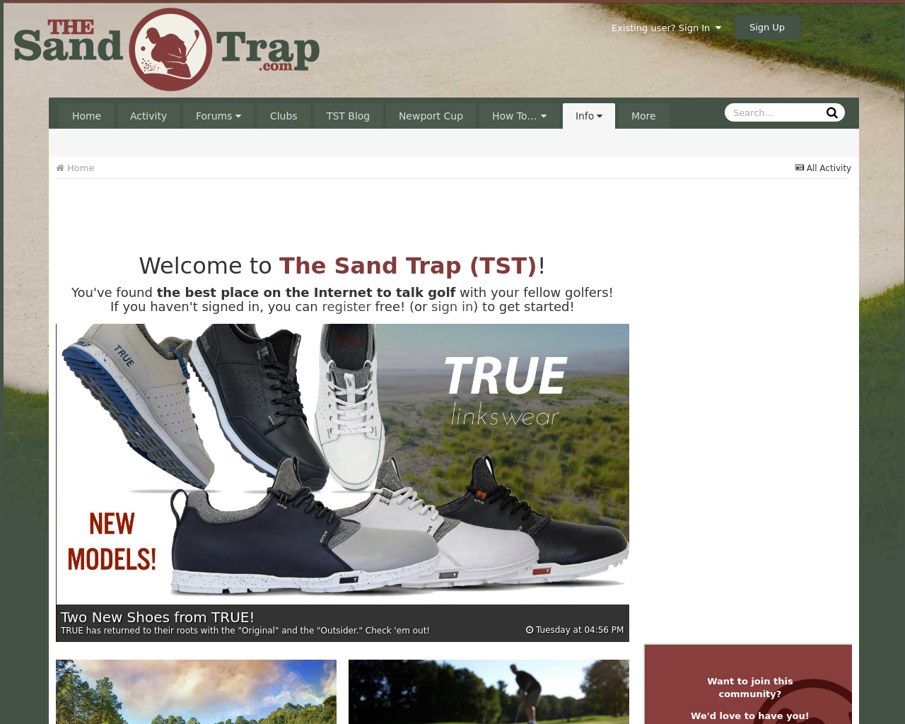 TheSandTrap.com-Advertising-Reviews-Pricing