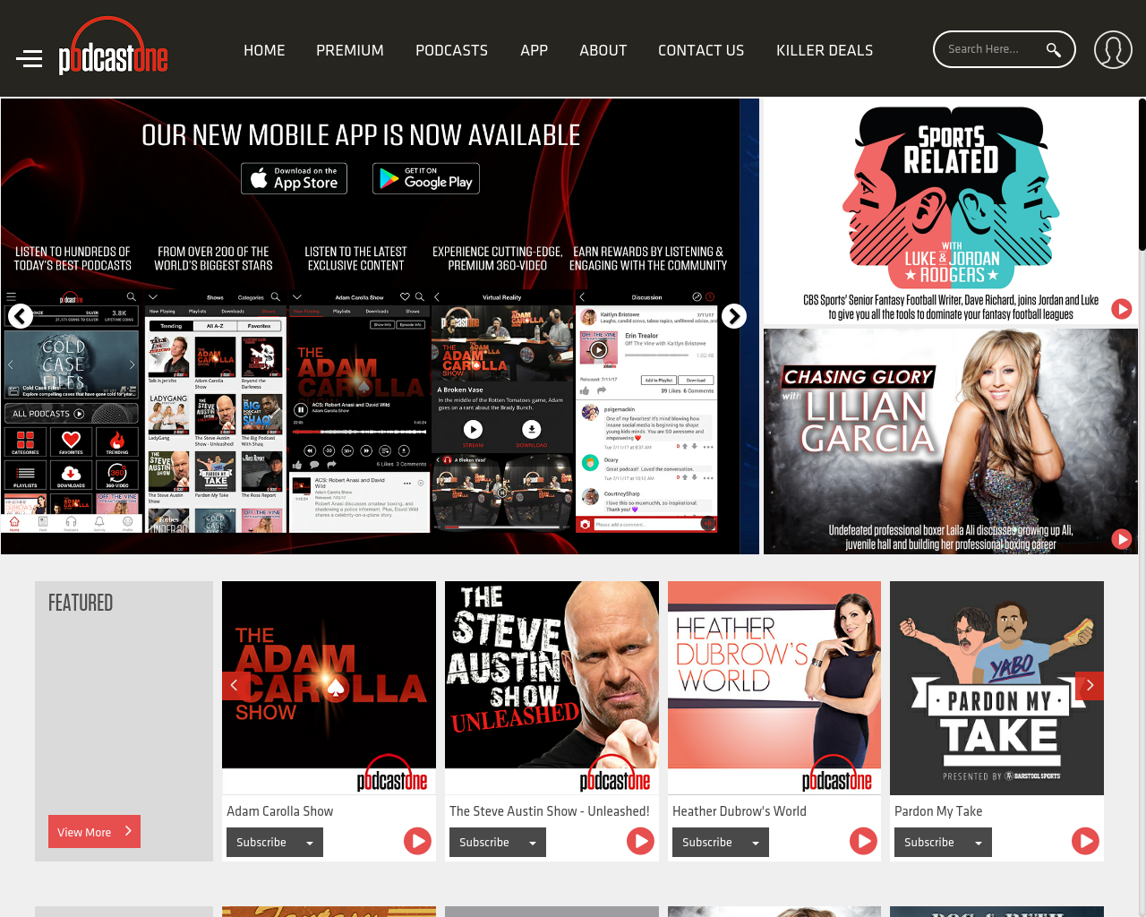 PodcastOne-Advertising-Reviews-Pricing