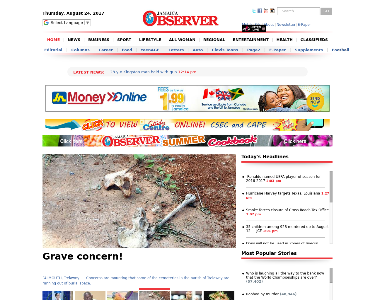 Jamaica-Observer-Advertising-Reviews-Pricing