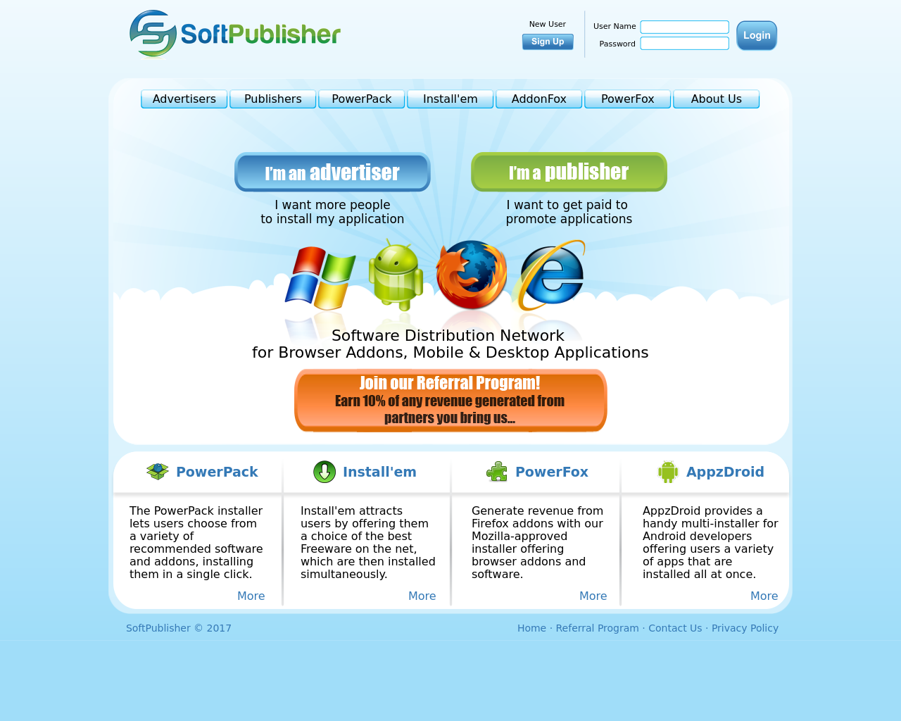 SoftPublisher-Advertising-Reviews-Pricing