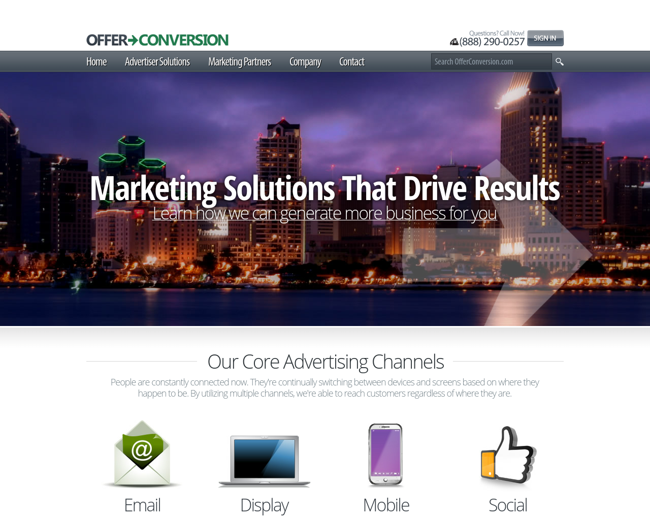 Offer-Conversion-Advertising-Reviews-Pricing