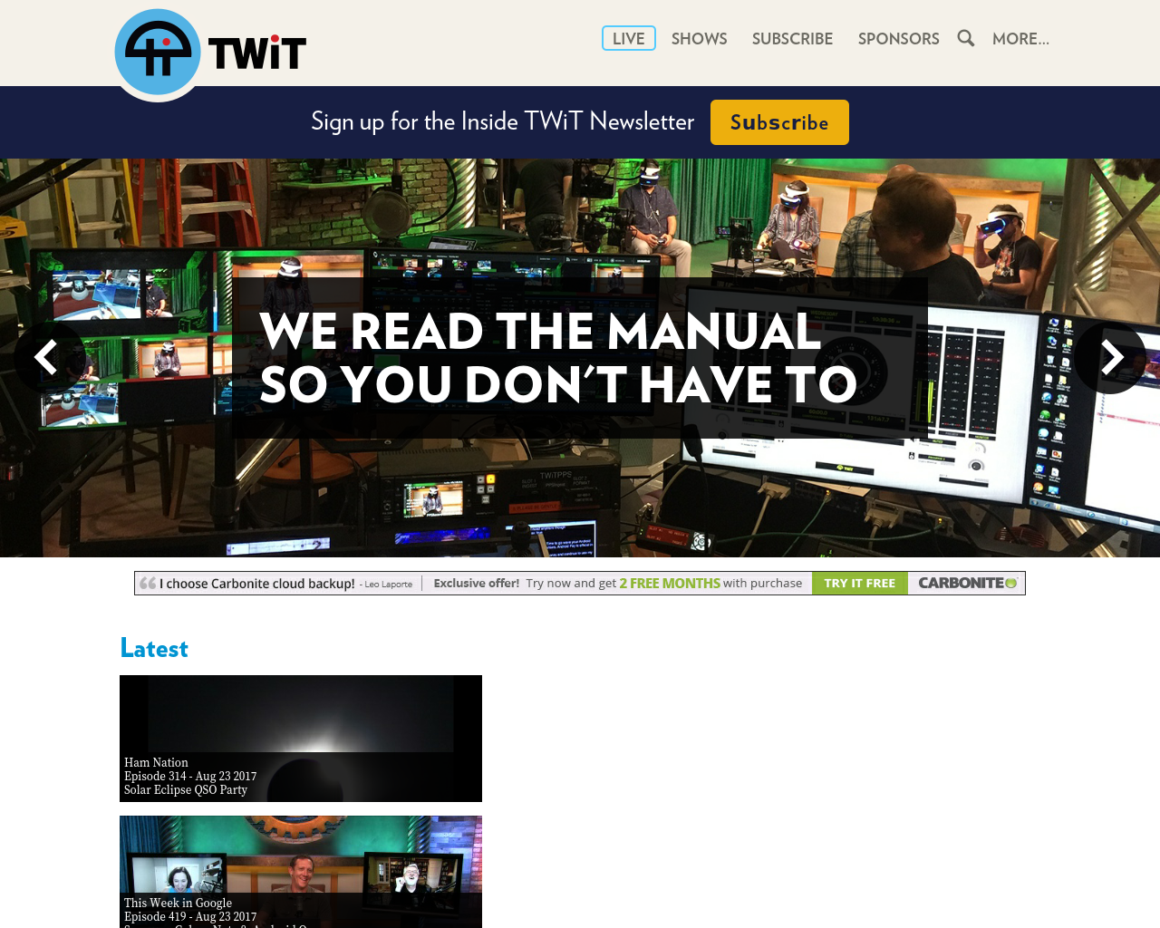 TWiT-Advertising-Reviews-Pricing