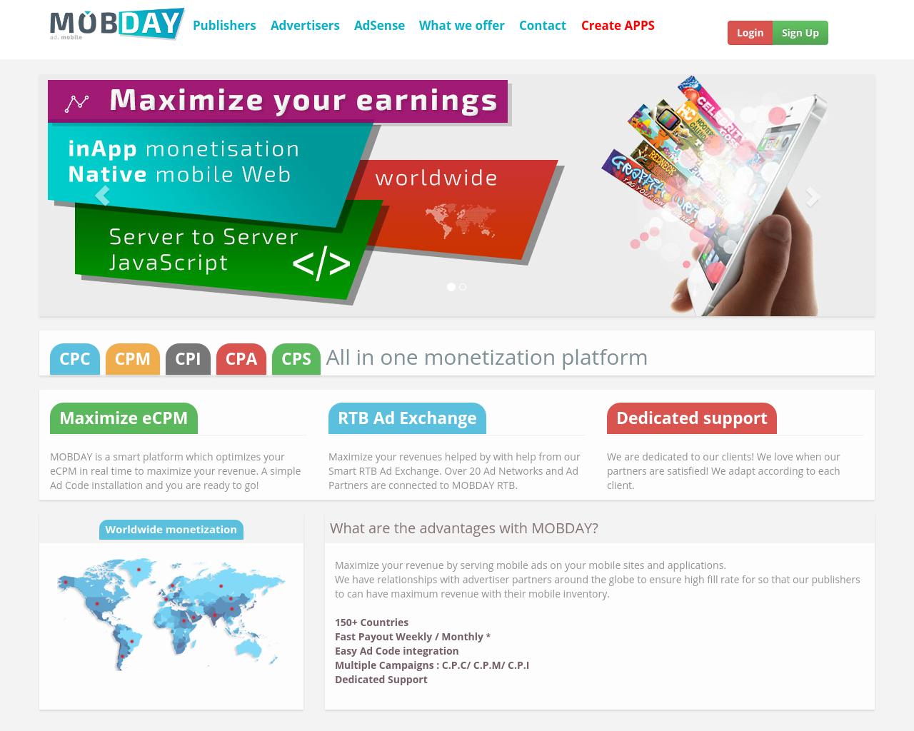 Mobday.com-Advertising-Reviews-Pricing