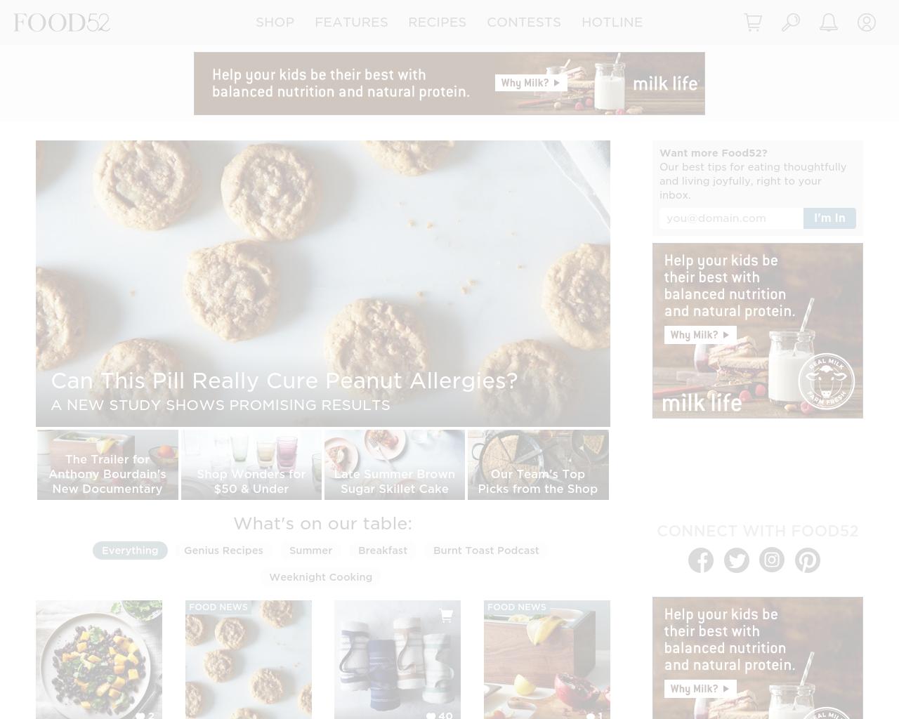 Food52-Advertising-Reviews-Pricing