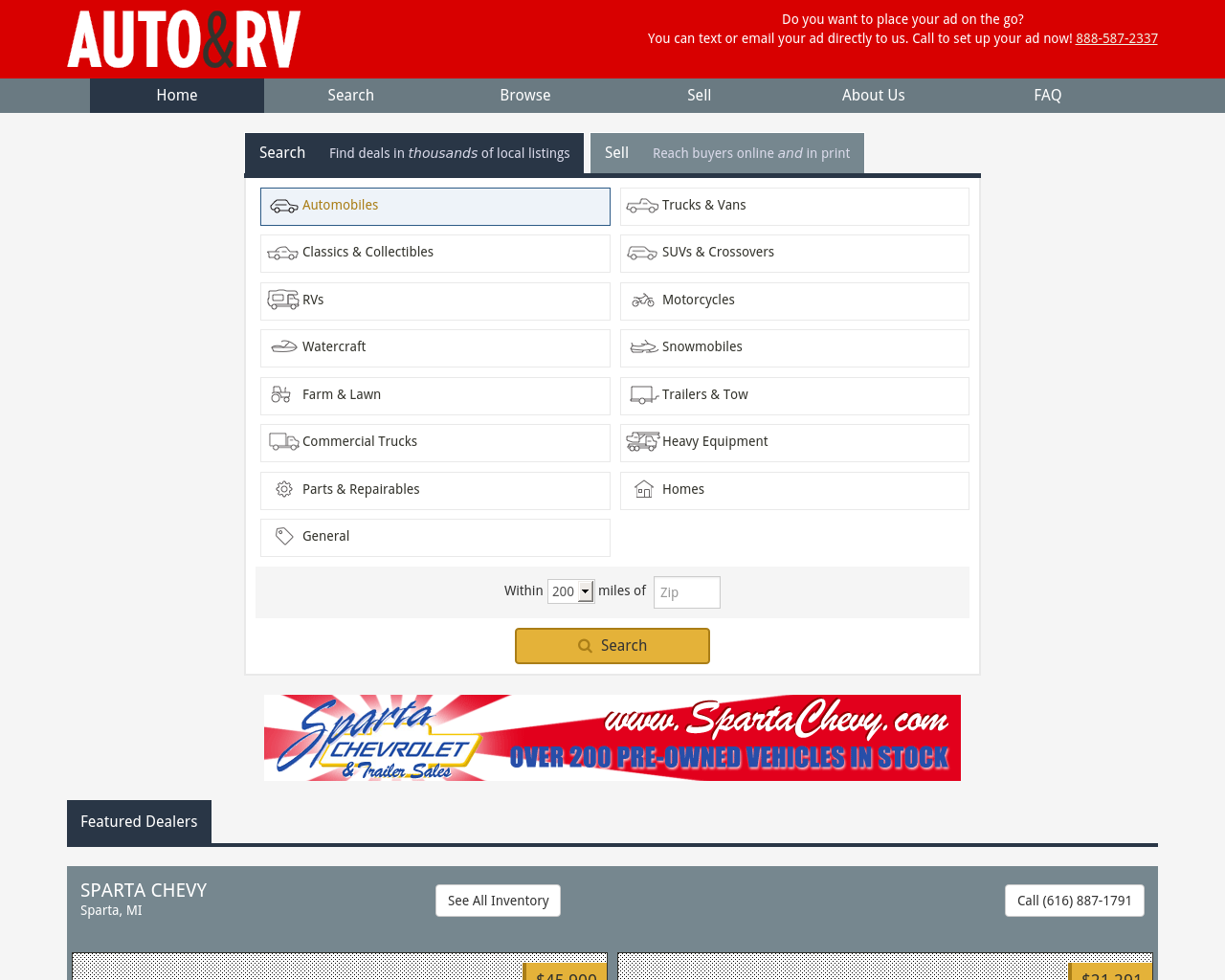 Auto-&-Rv-Publications-Advertising-Reviews-Pricing