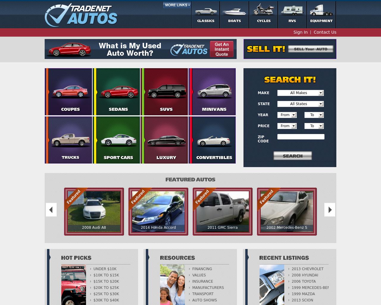 TRADENET-AUTOS-Advertising-Reviews-Pricing