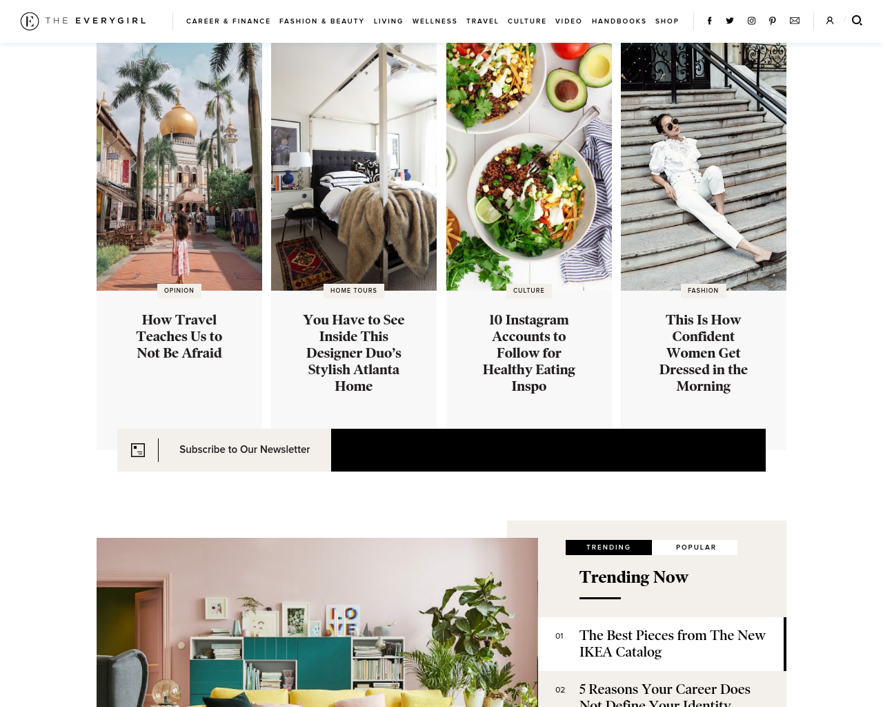 The-Everygirl-Advertising-Reviews-Pricing