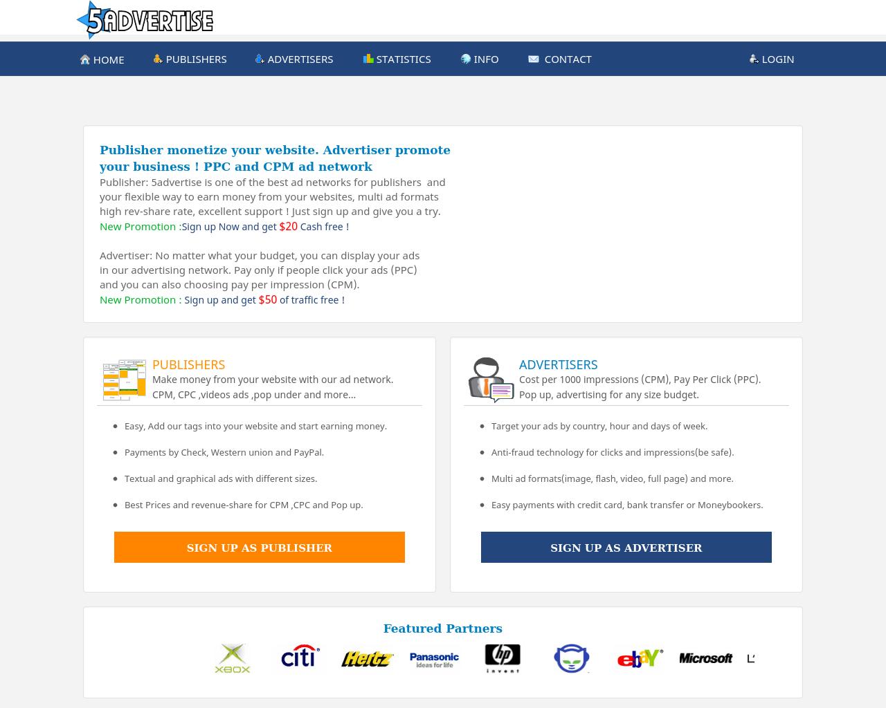 5ADVERTISE-Advertising-Reviews-Pricing