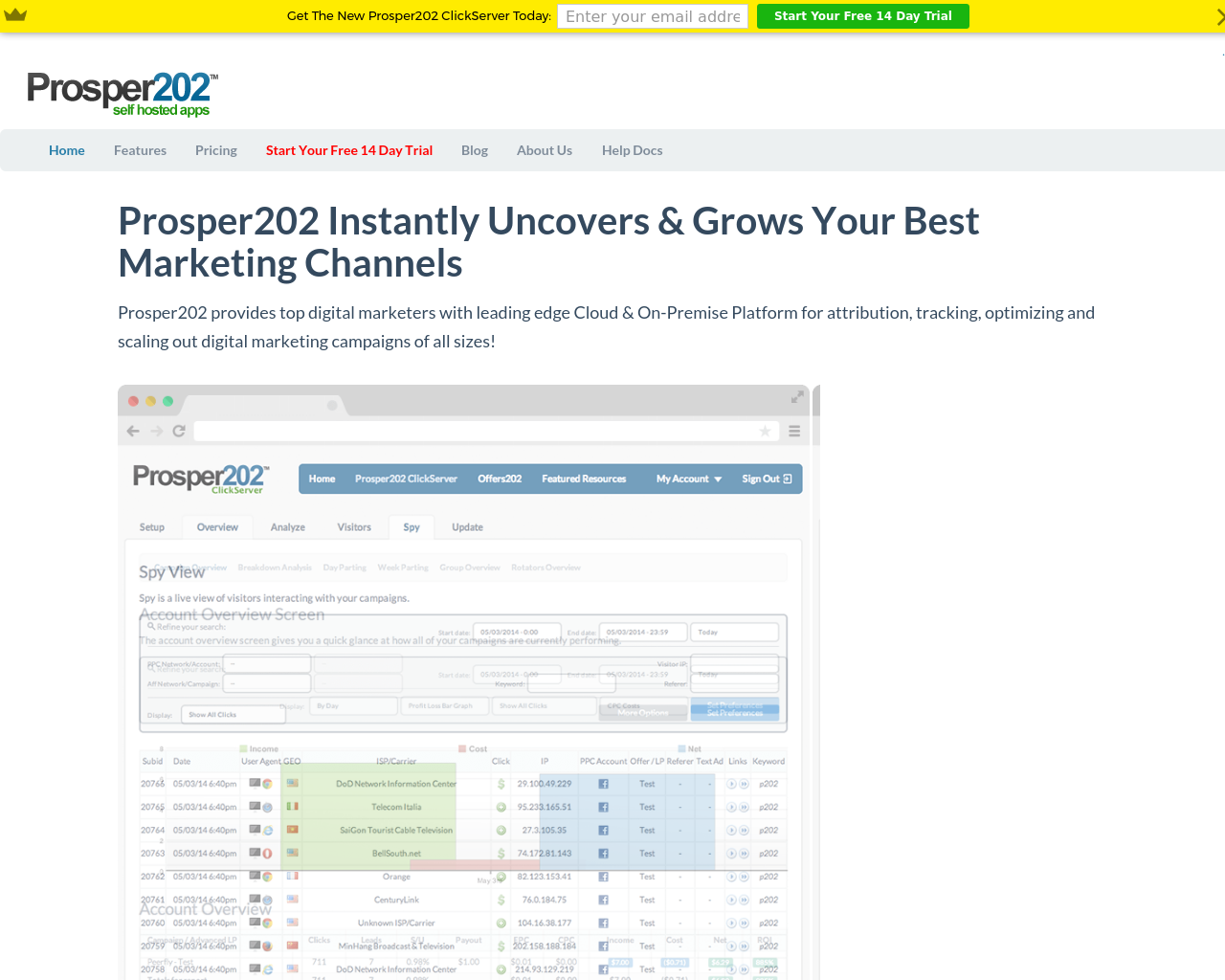 Prosper202-Advertising-Reviews-Pricing