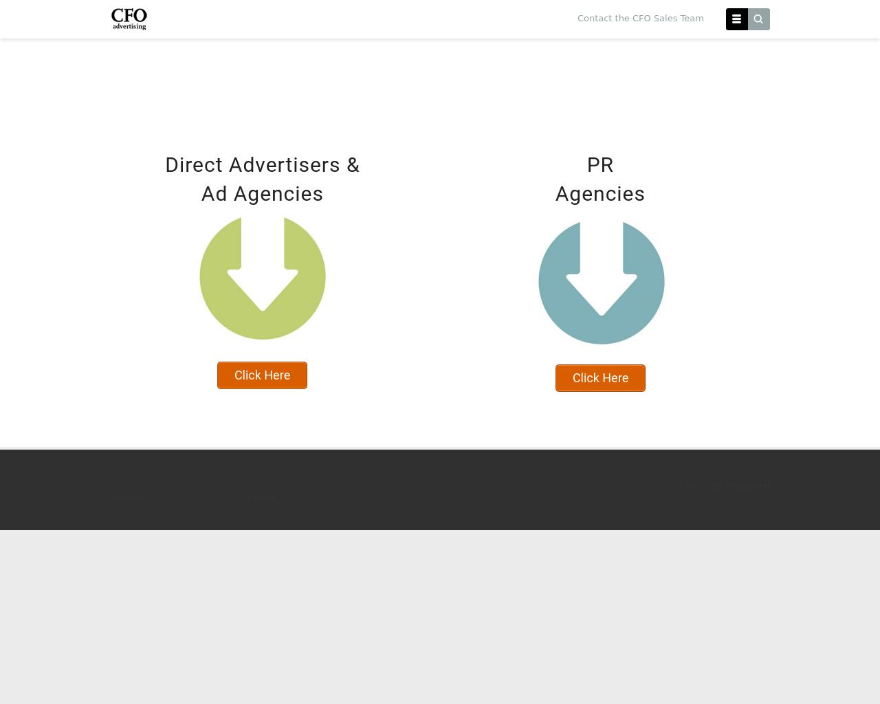 CFO-Publishing-Advertising-Reviews-Pricing