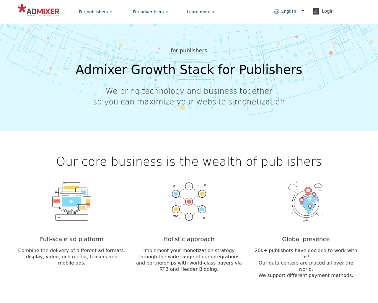 Admixer-Advertising-Reviews-Pricing
